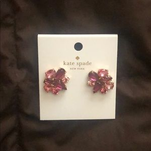 Kate Spade NY Berry Cluster Earrings